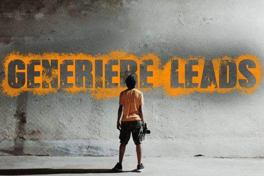 Titelbild Leadgenerierung
