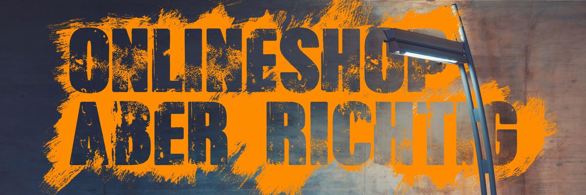 Titelbild Onlineshop erstellen