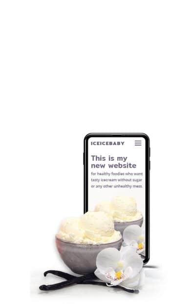 website responsive mobile