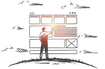 professionelle website erstellen